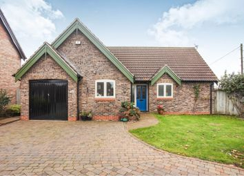 Thumbnail 3 bed detached bungalow for sale in St Botolphs Gate, Saxilby