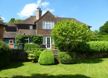Thumbnail 4 bedroom detached house to rent in Swan Barn Road, Haslemere