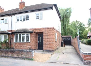 Thumbnail 3 bed town house to rent in Westleigh Road, Leicester, Leicestershire