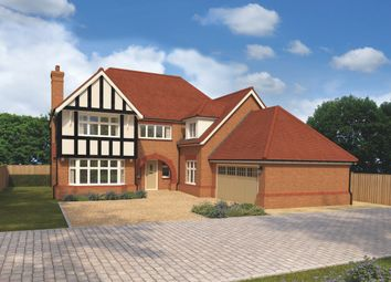 Thumbnail 5 bed detached house for sale in Jopling Road, Off Queens Road, Bisley