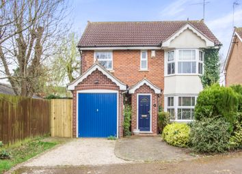 Thumbnail 4 bed semi-detached house for sale in Bostock Close, Elmesthorpe, Leicester