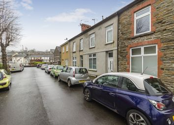 Thumbnail 5 bed property for sale in Lawn Terrace, Treforest, Pontypridd