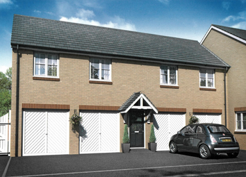 Thumbnail 2 bed maisonette for sale in The Towcester, Barleythorpe Road, Oakham, Rutland