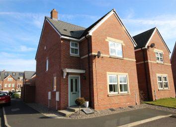 Thumbnail 3 bed detached house for sale in 5 Farneside Close, Carlisle, Cumbria