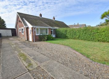 Thumbnail 2 bed semi-detached bungalow to rent in Mundesley Road, Trimingham, Norwich