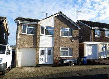 Thumbnail 4 bed detached house for sale in Whimbrel Way, Banbury