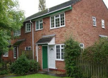 Thumbnail 1 bedroom semi-detached house to rent in Newstead, Tamworth