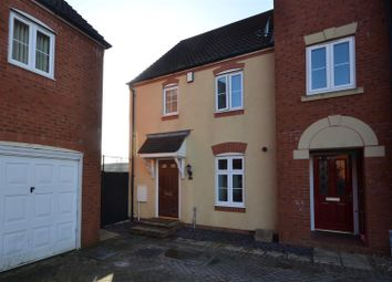 Thumbnail 3 bed end terrace house for sale in Burge Crescent, Cotford St. Luke, Taunton