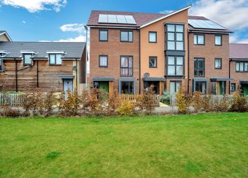 Thumbnail 4 bed end terrace house for sale in Welkin Way, Upper Cambourne, Cambourne, Cambridge