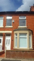 Thumbnail 3 bed terraced house to rent in Eastbourne Road, Walton, Liverpool