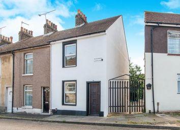 Thumbnail 2 bedroom end terrace house for sale in Lower Range Road, Gravesend, Kent, Gravesend