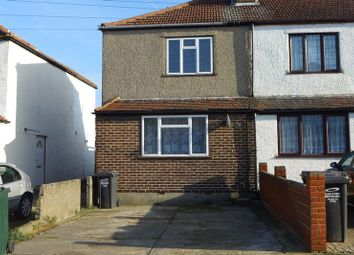 Thumbnail 2 bed end terrace house for sale in Mildred Close, Dartford
