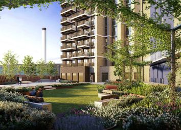 Thumbnail 1 bed flat for sale in Royal Docks West, Western Gateway, London