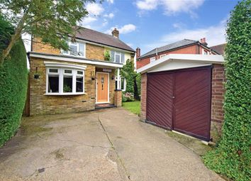 Thumbnail 3 bed detached house for sale in Kingston Road, Leatherhead, Surrey