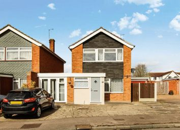 Thumbnail 3 bed detached house for sale in Viking Way, Runwell, Wickford