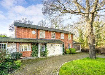4 bed detached house for sale in Grange Avenue, London N20