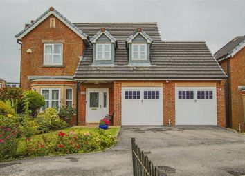 Thumbnail 4 bed detached house for sale in Seacole Close, Guide, Blackburn
