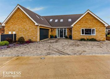 Thumbnail 5 bed detached house for sale in Glebe End, Canwick, Lincoln