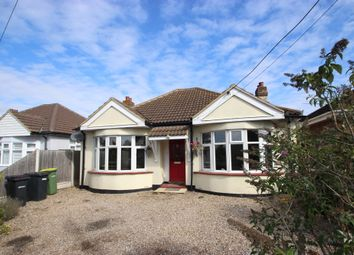 Thumbnail 2 bed detached bungalow to rent in London Road, Rawreth, Wickford