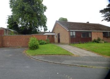Thumbnail 2 bedroom bungalow for sale in Carrick Close, Walsall, West Midlands