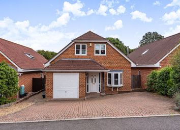 Thumbnail 4 bed detached house for sale in Bursledon Road, Hedge End, Southampton
