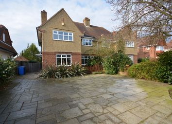 Thumbnail 3 bed semi-detached house to rent in Corton Road, Lowestoft, Suffolk