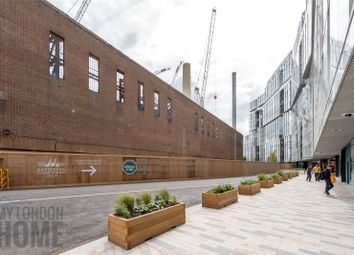 Thumbnail 1 bed flat for sale in Switch House West, Battersea Power Station, Battersea, London