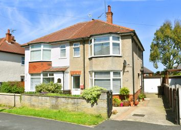 Thumbnail 3 bed semi-detached house for sale in Swarcliffe Road, Harrogate