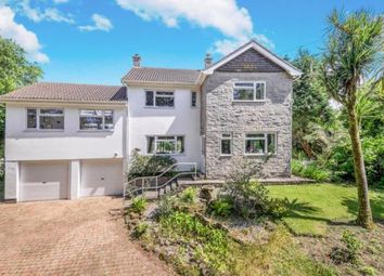 Thumbnail 4 bed detached house for sale in Breage, Helston, Cornwall