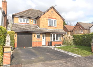 Thumbnail 4 bedroom detached house for sale in Stephenson Close, Royston