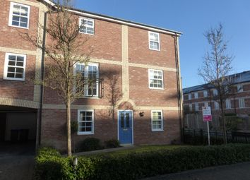 Thumbnail 4 bedroom town house for sale in Theobalds Close, Long Melford, Sudbury