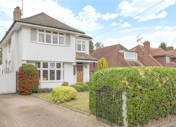 Thumbnail 4 bed detached house for sale in Oaklands Avenue, Watford