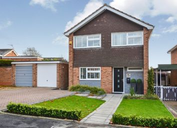 Thumbnail 3 bed detached house for sale in Lloyd Road, Brownsover, Rugby