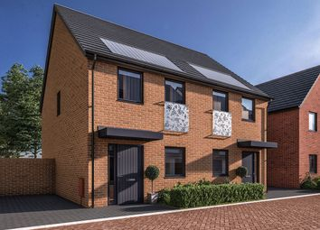 "Thumbnail 2 bedroom semi-detached house for sale in ""The Braeburn"" at Marksbury Road, Bedminster, Bristol"