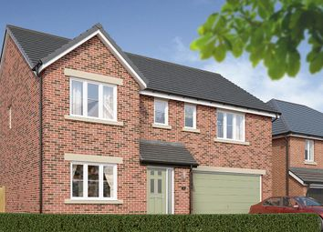 "Thumbnail 5 bed detached house for sale in ""The Cotham"" at High Gill Road, Nunthorpe, Middlesbrough"