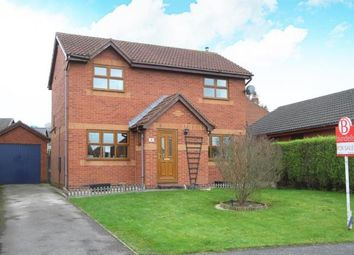 Thumbnail 3 bed detached house for sale in Rose Way, Killamarsh, Sheffield, Derbyshire