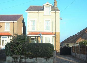 Thumbnail 4 bedroom detached house for sale in Longlands Lane, Heysham, Morecambe
