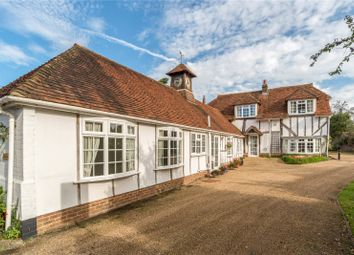Thumbnail 4 bed detached house for sale in The Haven, Billingshurst, West Sussex