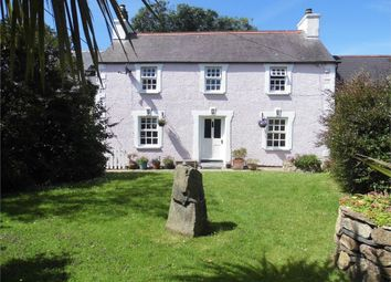 Thumbnail 3 bed cottage for sale in Spring Cottage, St Nicholas, Goodwick, Pembrokeshire