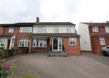Thumbnail 4 bed semi-detached house for sale in St. Margarets Road, Great Barr, Birmingham