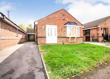 Thumbnail 2 bed detached bungalow for sale in Oswald Way, Bilton, Rugby