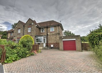 Thumbnail 3 bed semi-detached house for sale in Clarence Gardens, Consett