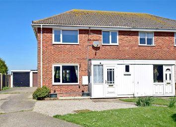 3 bed semi-detached house for sale in Vinelands, Lydd, Romney Marsh, Kent TN29