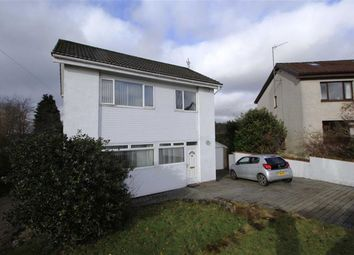 Thumbnail 3 bedroom detached house for sale in Pendicle Crescent, Bearsden, Glasgow