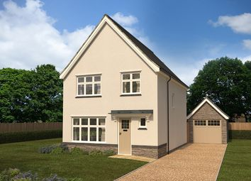 "Thumbnail 3 bed detached house for sale in ""Warwick"" at Crediton Road, Okehampton"
