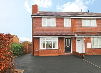 Thumbnail 3 bedroom end terrace house for sale in Armstrong Way, Woodley, Reading, Berkshire