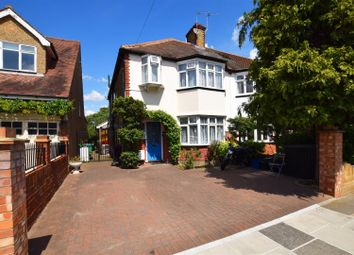 Thumbnail 3 bed flat to rent in Munster Road, Teddington