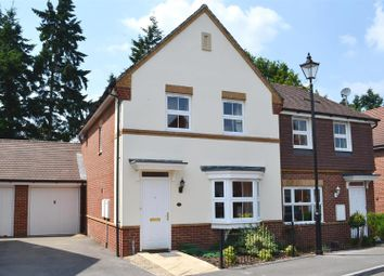 Thumbnail 3 bed semi-detached house for sale in Mandarin Drive, Newbury