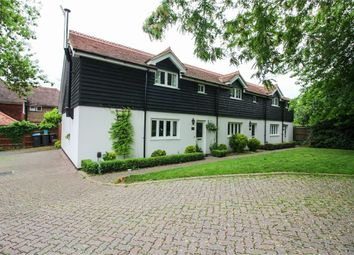 Thumbnail 2 bed cottage for sale in Mulberry Green, Old Harlow, Essex