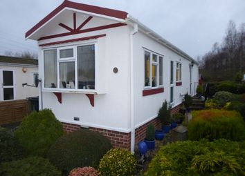 Thumbnail 2 bed mobile/park home for sale in Kingsdown Park, Swindon, Wiltshire